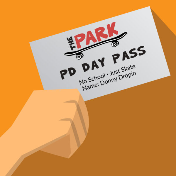 PD Day Skateboard Pass