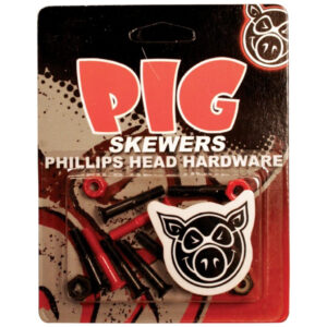 Pig Skewers Skateboard hardware